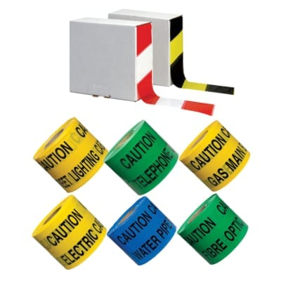 Non-Adhesive Warning Tape