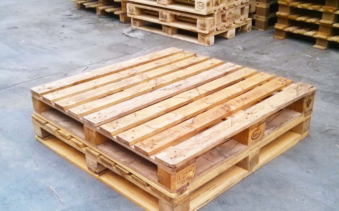Grasp a Greener way to secure Pallet Loads